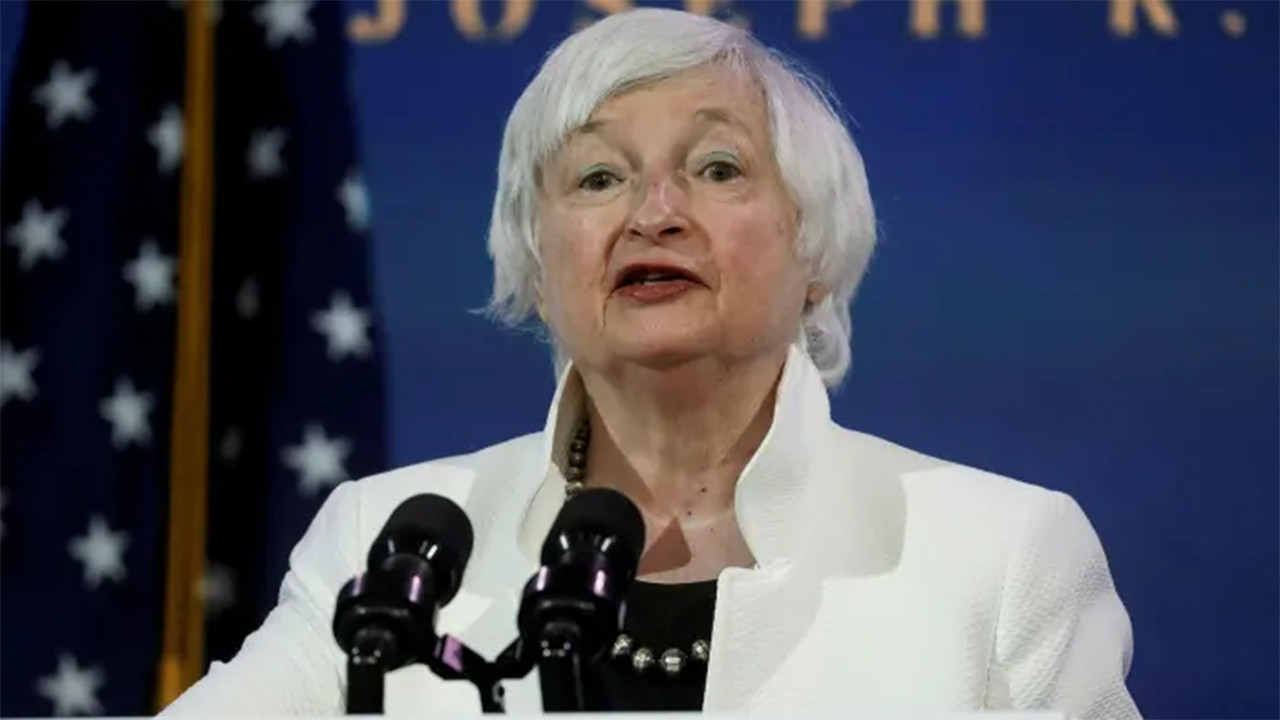 Yellen'dan G20'ye minimum kurumlar vergisi oranı çağrısı