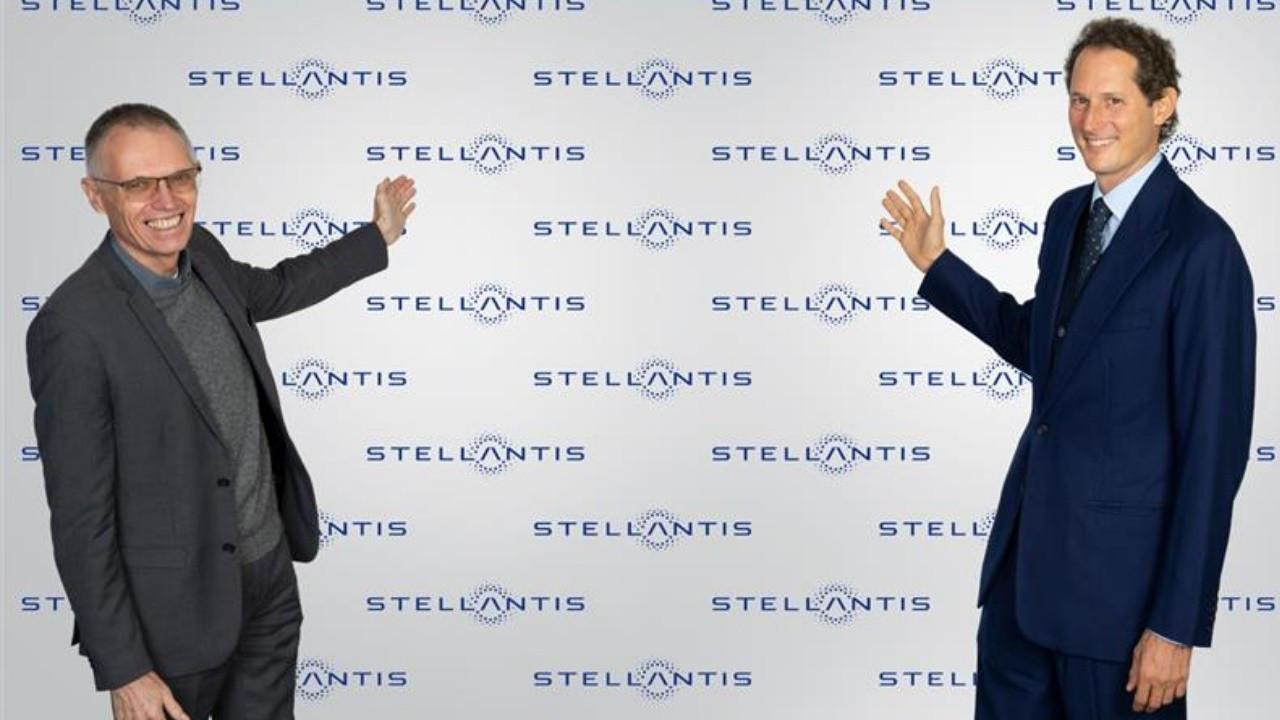 Stellantis'in ilk günü