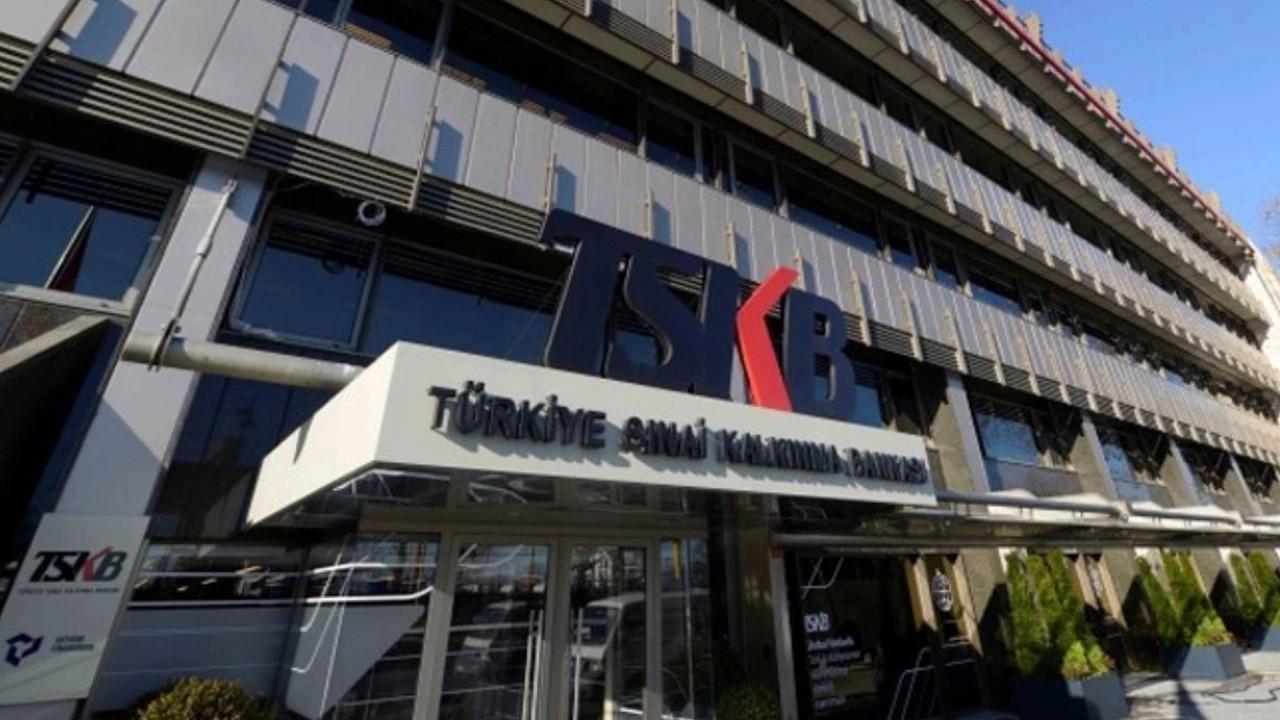 TSKB'nin ikinci çeyrek kârı 252,8 milyon lira oldu
