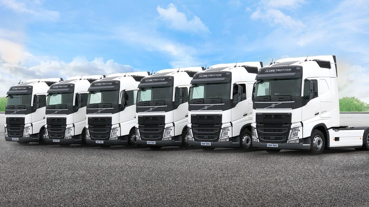 Karayel Nakliyat, filosunu Volvo Trucks araçlarla büyütmeye devam ediyor