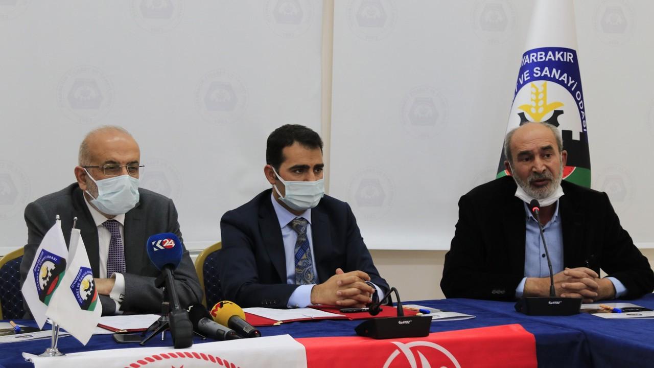 Diyarbakır TSO, projelerine 7,1 milyon destek aldı