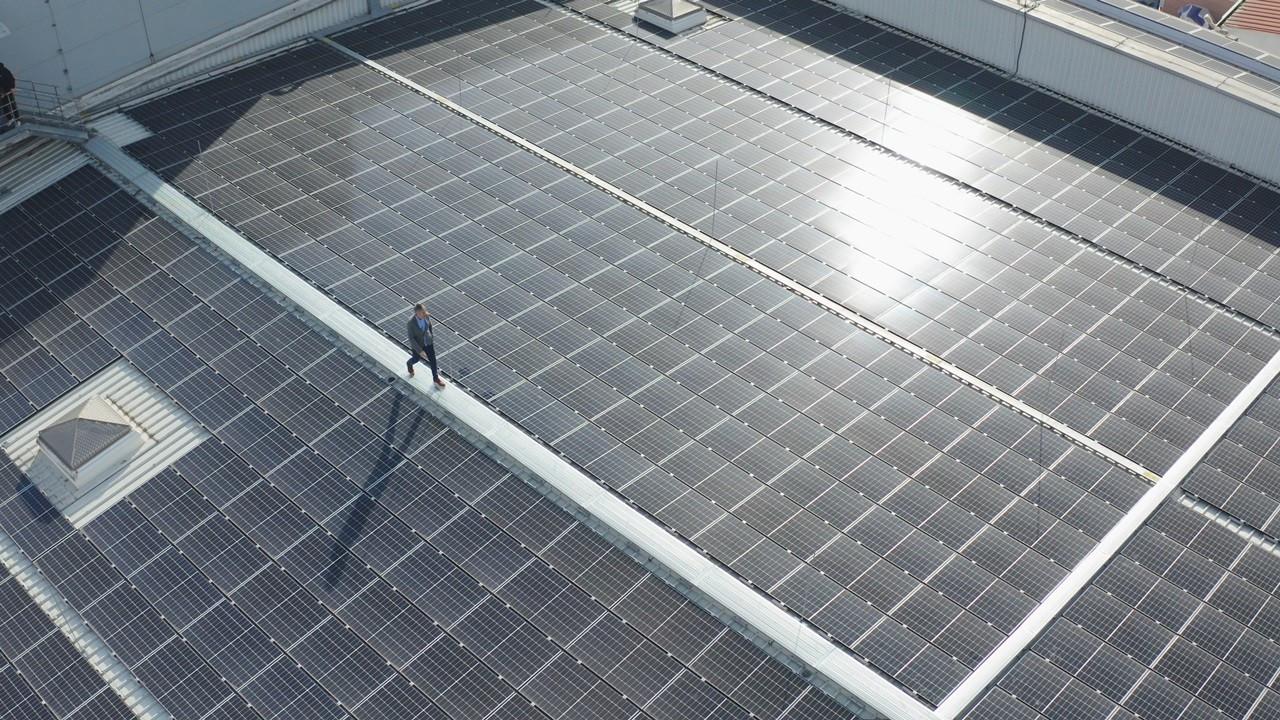 Irak ve BAE arasında güneş enerjisi santrali anlaşması