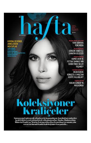 Hafta Dergisi