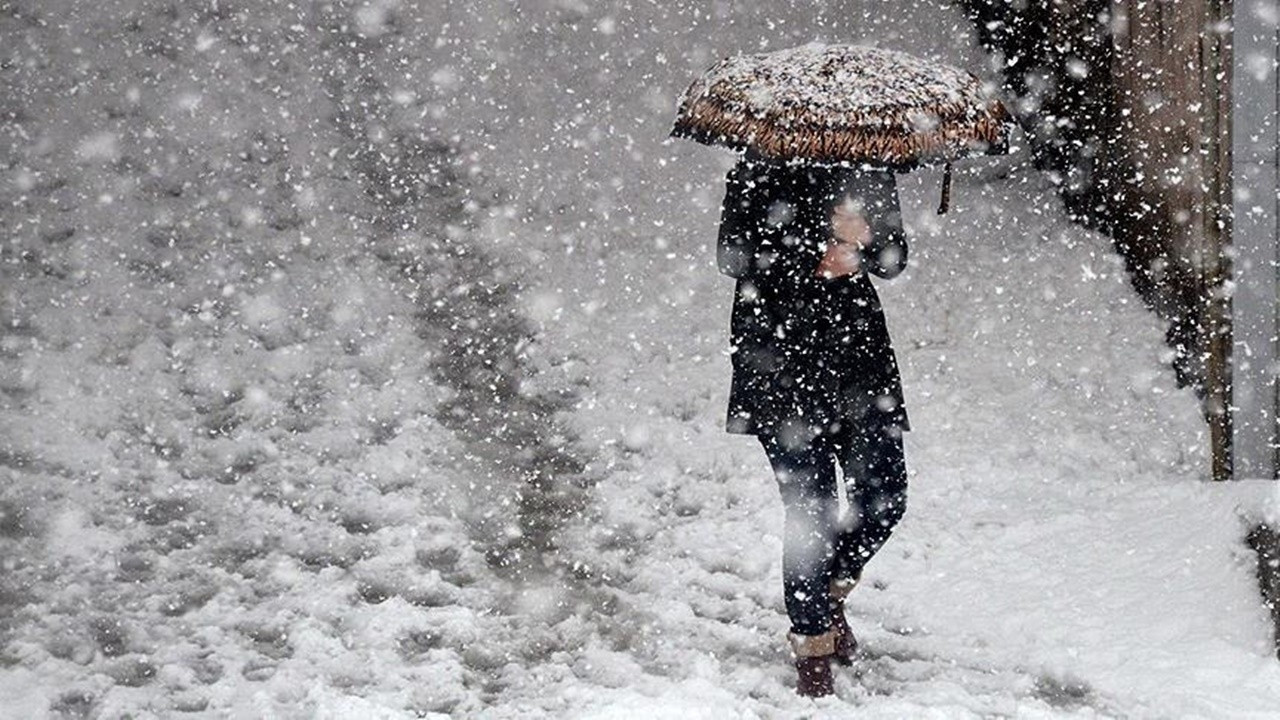 Meteoroloji uyardı: Etkili bir kar yağışı geliyor