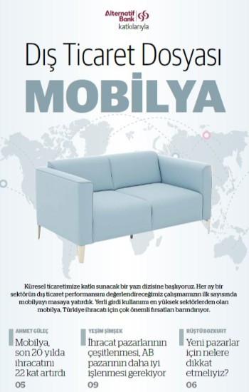 Dış Ticaret Dosyası: Mobilya