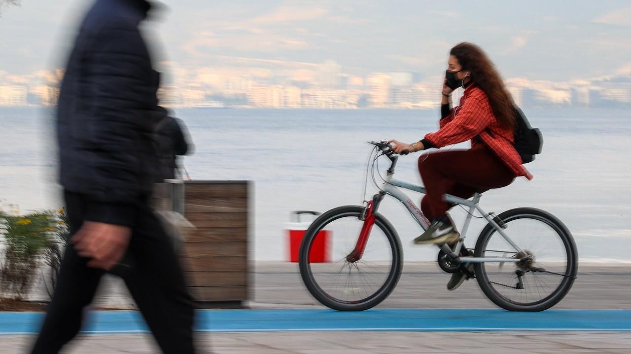 Türkiye'de uzun vadede hedef; 4 yolculuktan 1'i bisikletle yapılacak