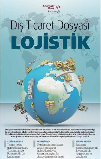 Dış Ticaret Dosyası: Lojistik