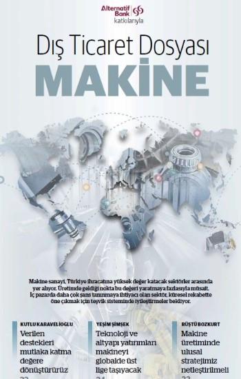 Dış Ticaret Dosyası: Makine