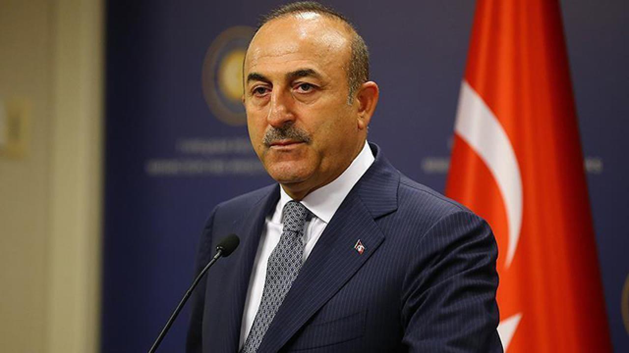 Çavuşoğlu'dan Montrö Sözleşmesi açıklaması