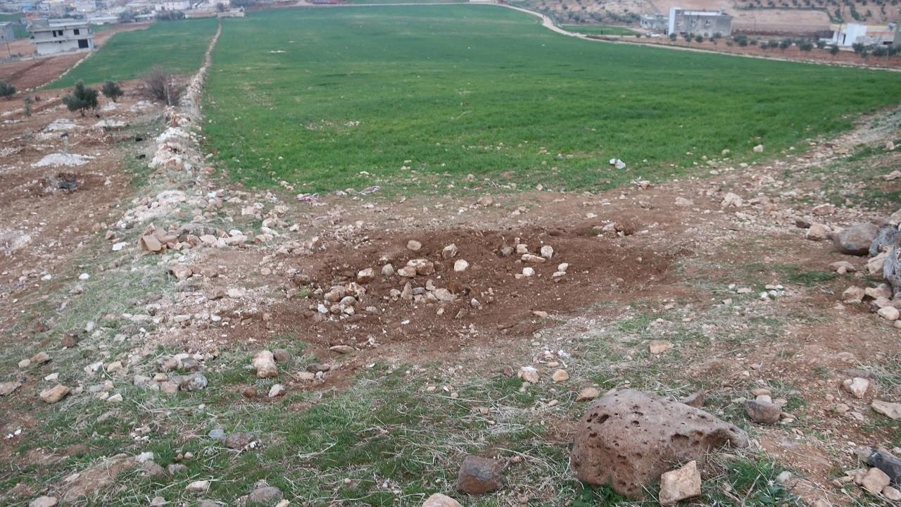 Göbeklitepe yakınlarında bulunan monolit kaldırıldı