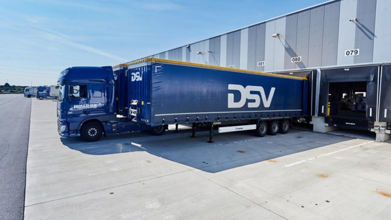 DSV Lojistik, ağır yüklerde 'online' engelini aştı