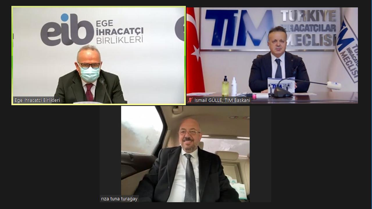 Bakan Yardımcısı Turagay: Ortadoğu'ya olan doğal taş ihracatımızı artırmalıyız