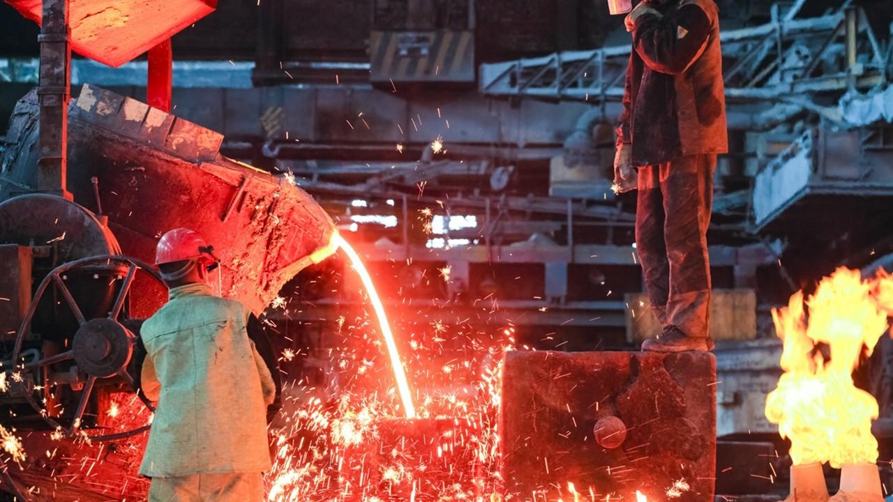 Türkiye, kişi başı çelik tüketiminde AB ve ABD ortalamasını geçti