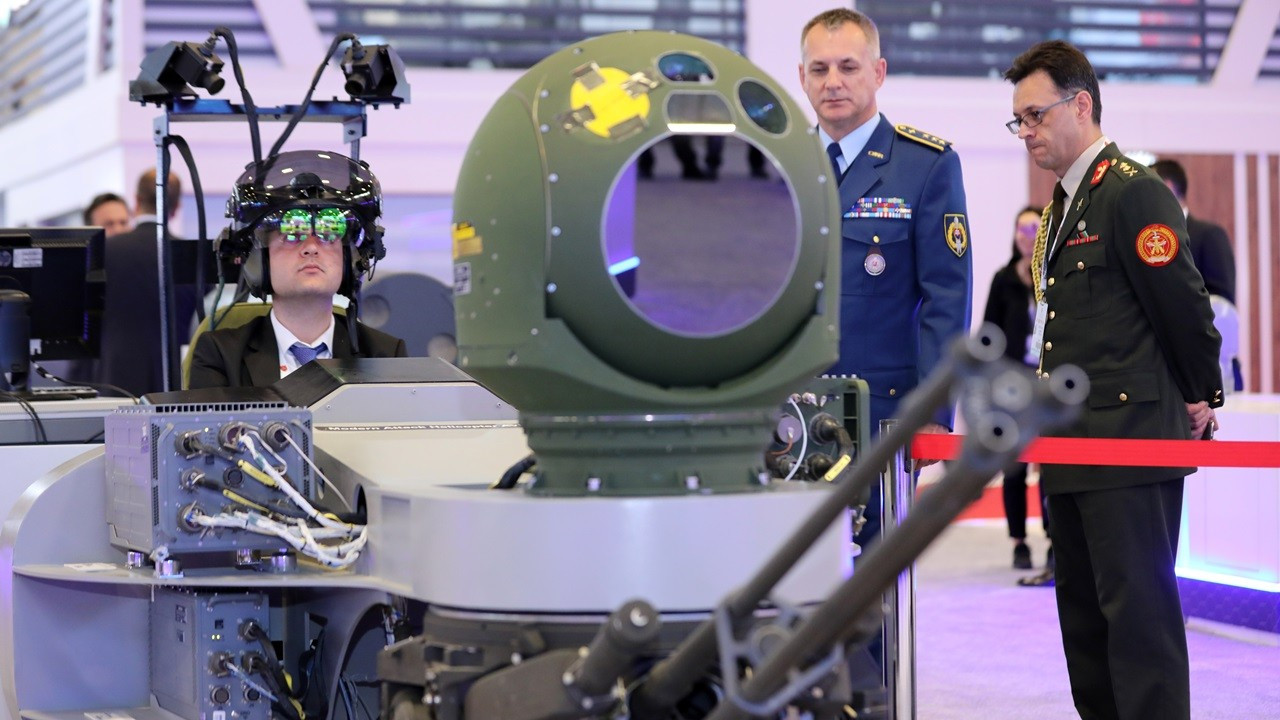 Türkiye, büyük savunma sanayii buluşması IDEF'e hazırlanıyor