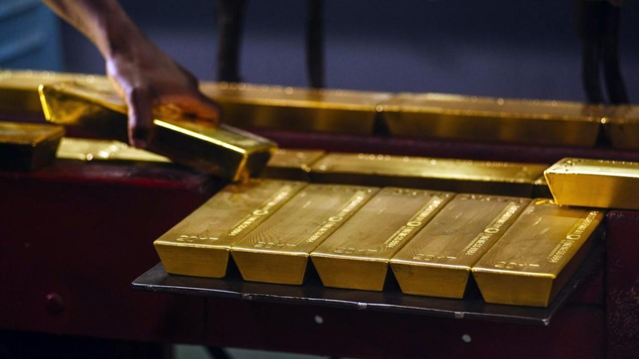 Hedef, Türkiye'nin altın üretimini 5 yıl içinde 100 tona çıkarmak