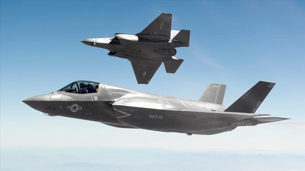 Türkiye'den F-35 girişimi: Hukuk şirketiyle danışmanlık anlaşması yapıldı