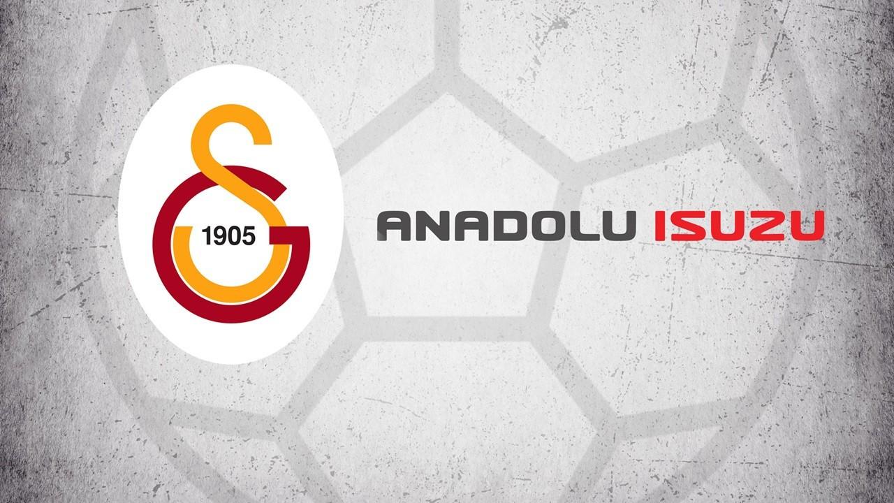 Anadolu Isuzu, Galatasaray ile yaptığı partnerlik anlaşmasını uzattı