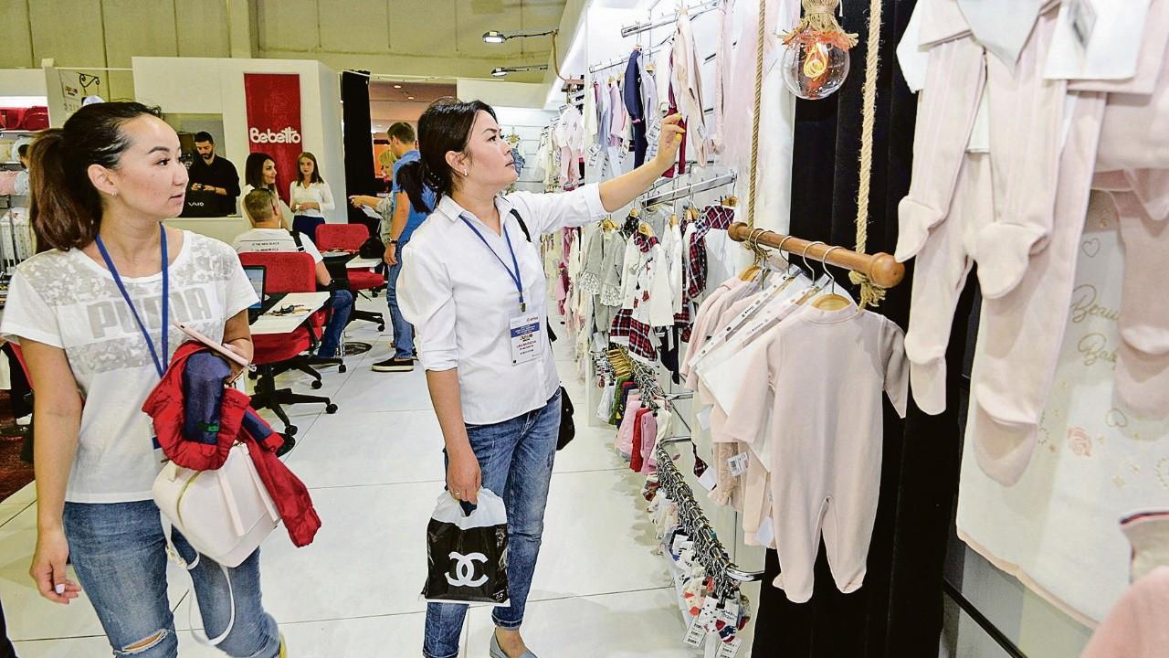 Bebe giyim sektörü Çin'i rakip görmüyor