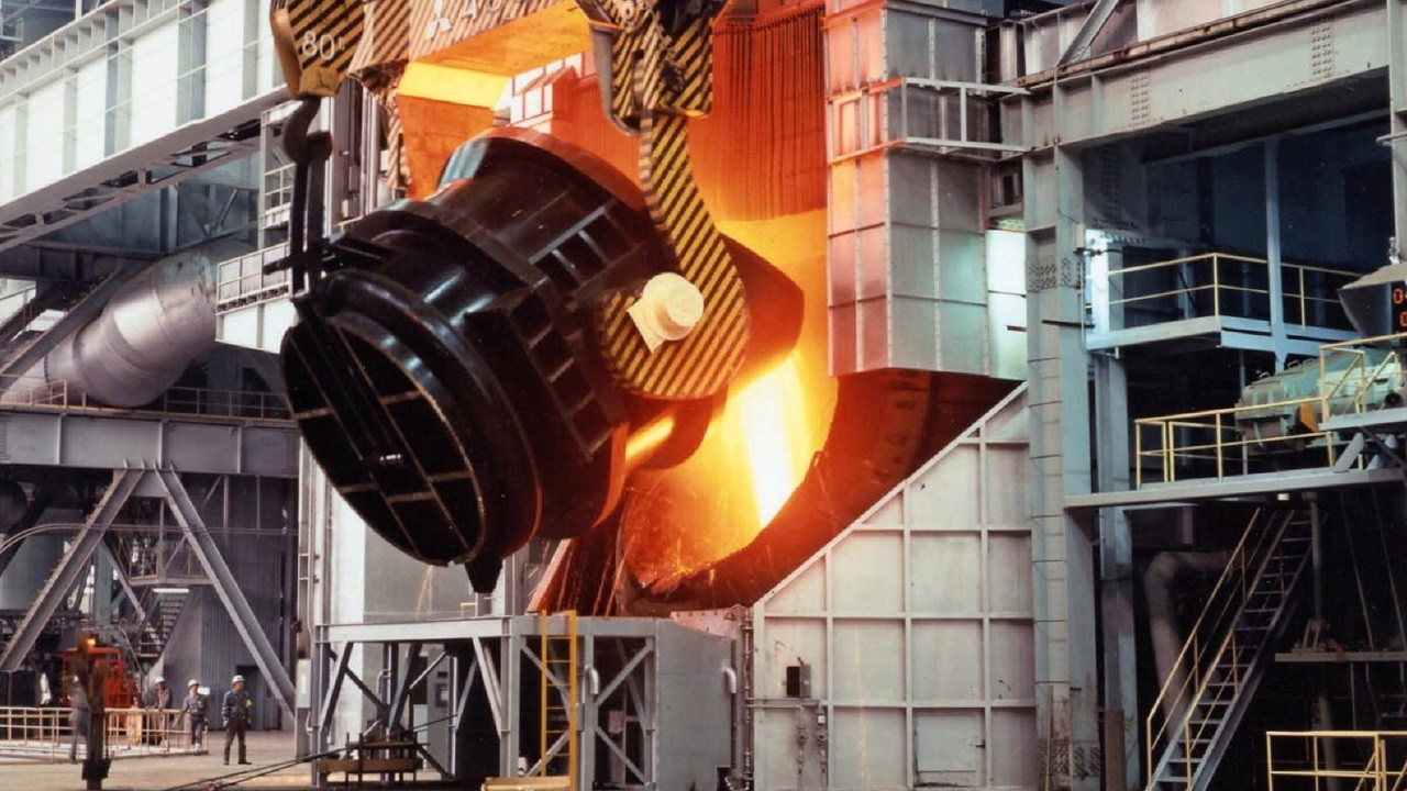 Nippon Steel, üretim kapasitesini düşürüyor