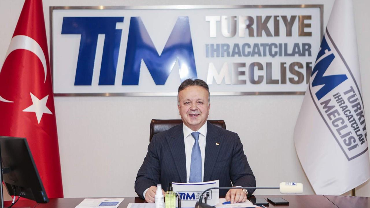 TİM Başkanı Gülle: Sürdürülebilirlikte marka ülke olacağız
