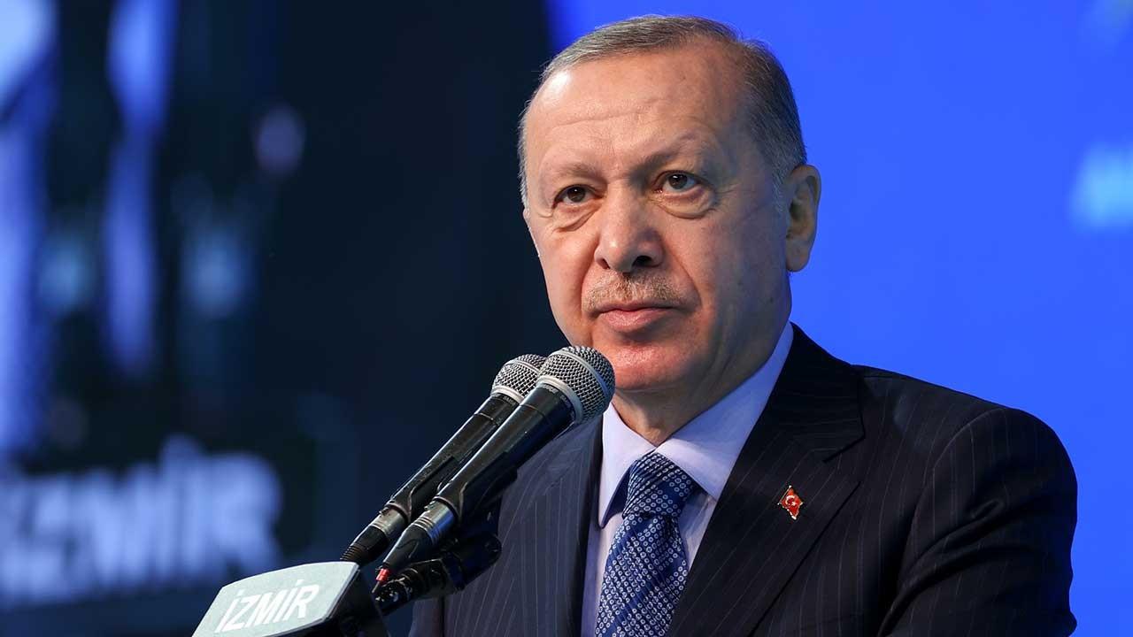 Erdoğan: Ne dövizin buharlaşması ne de istismar söz konusu
