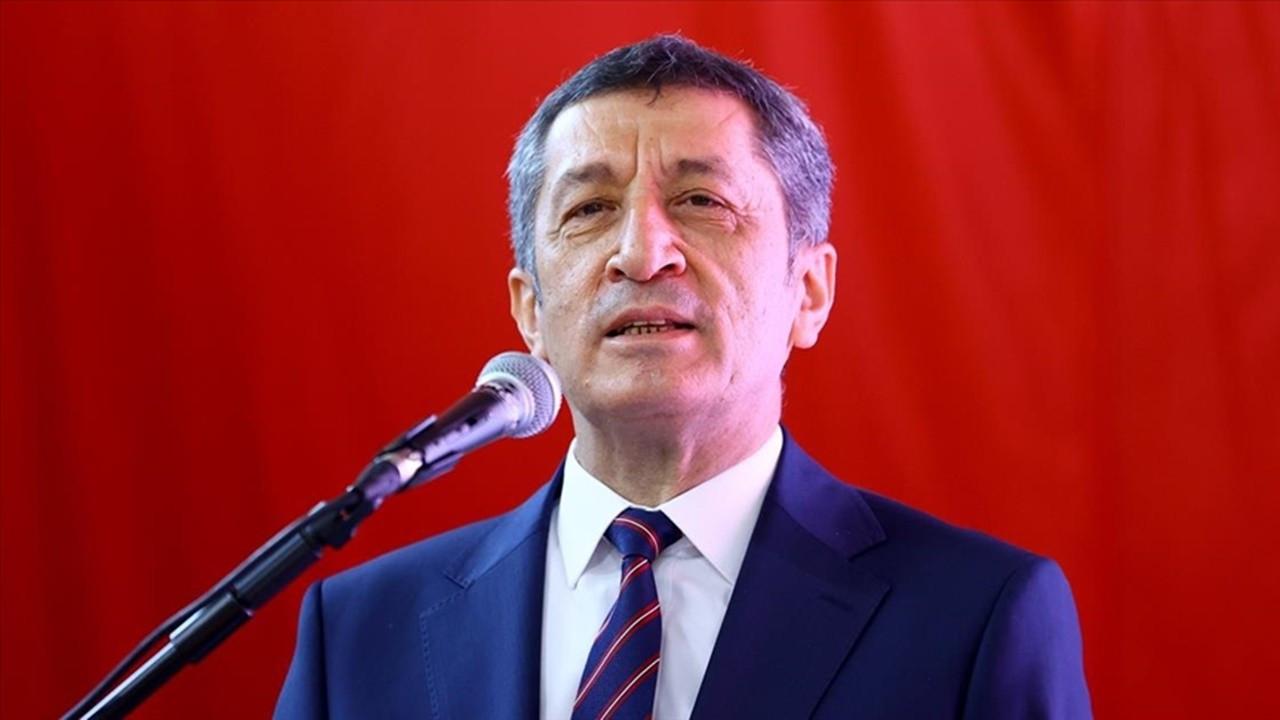 MEB Bakanı Selçuk'tan tam kapanmaya ilişkin açıklama