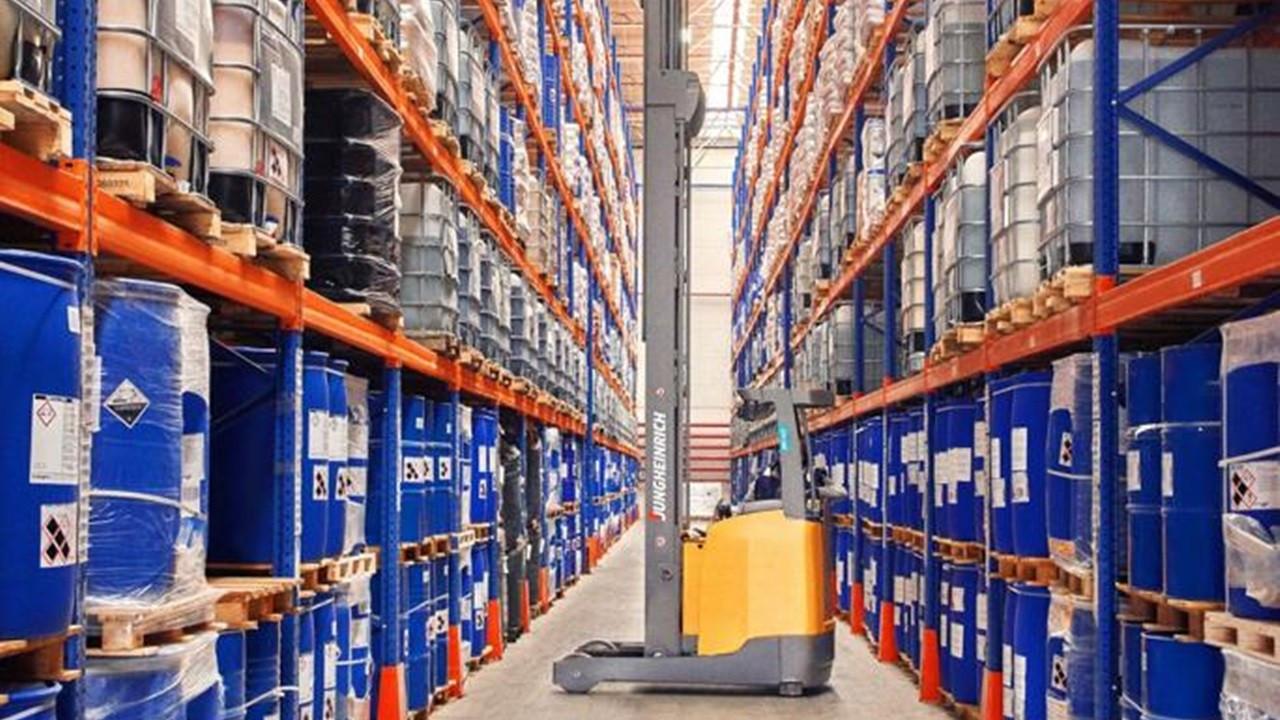 Ulusal Antrepo, kimyasal depolama alanında yeni yatırımları kolluyor
