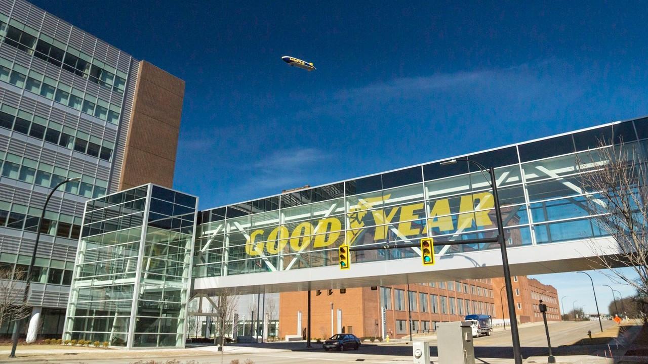 Goodyear, 2020'de net satışlarını yüzde 6 artırdı
