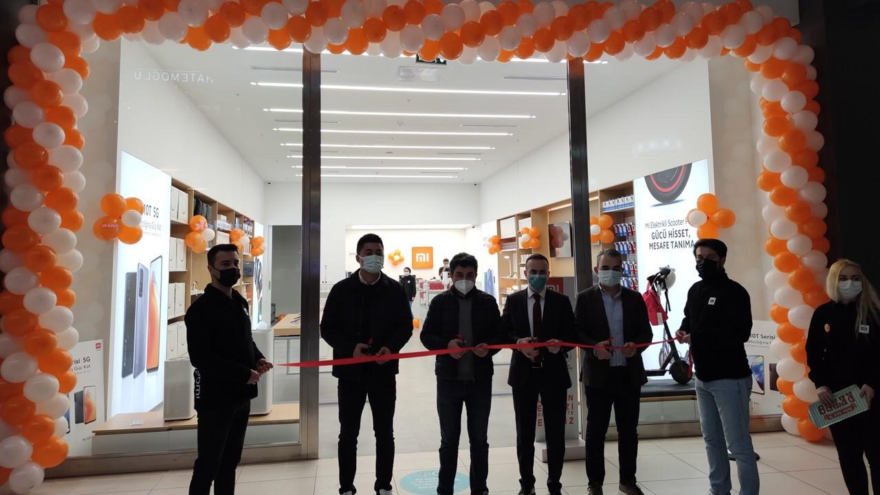 Xiaomi, Türkiye'de mağaza yatırımlarına devam ediyor