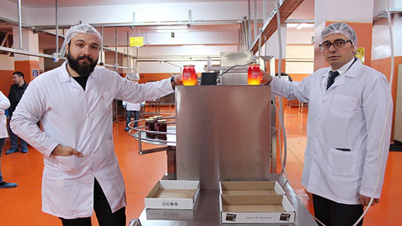Üniversite-sanayi işbirliğiyle geliştirilen 40 çeşit arı ürünü, Trabzon'da üretiliyor