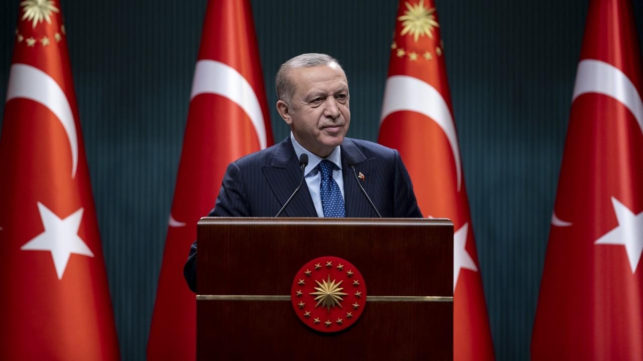 Cumhurbaşkanı Erdoğan: Yeni kontrollü normalleşme süreci başlıyor