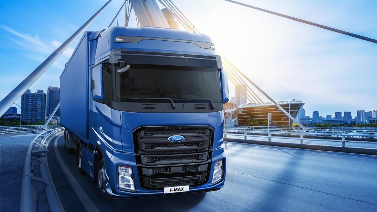 Ford Trucks, ana ihracat pazarı Avrupa'da büyümeye devam ediyor