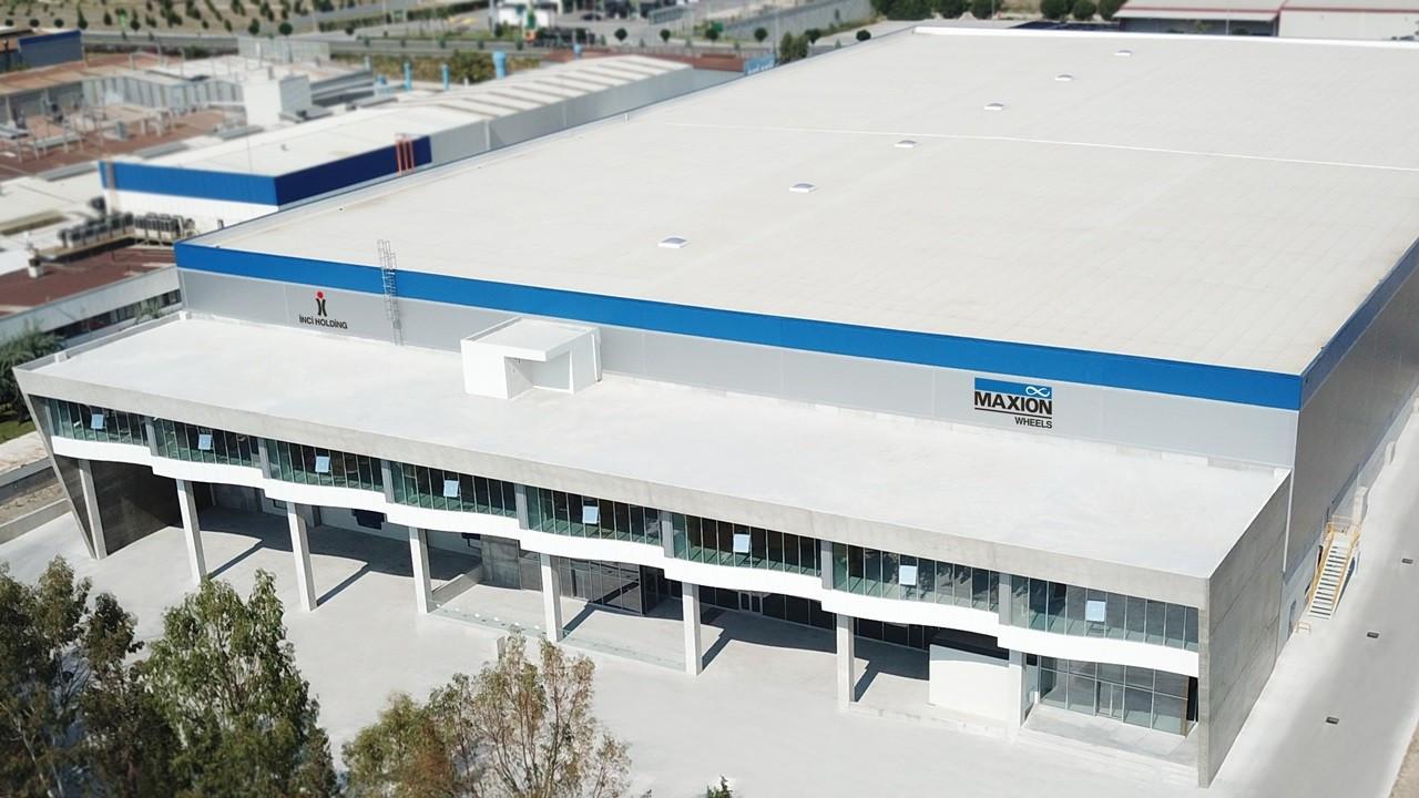 Maxion İnci Jant Grubu'ndan 250 milyon TL'lik fabrika yatırımı