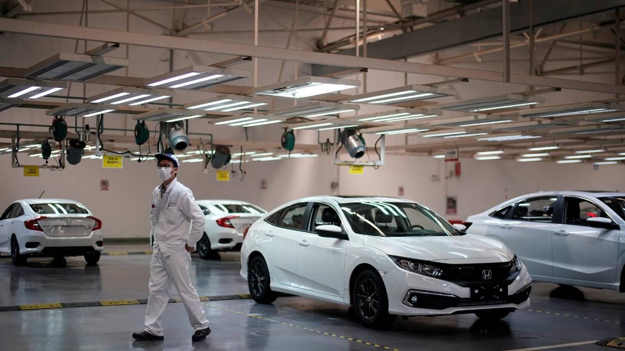 Honda tedarik sorunları sebebiyle ABD ve Kanada'da üretimi askıya alacak