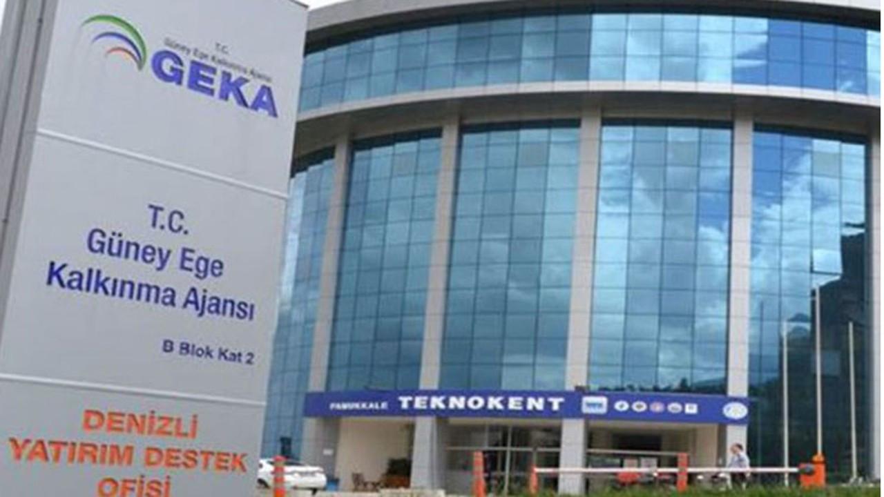 GEKA, 69 projeye 34,4 milyon TL destek verecek