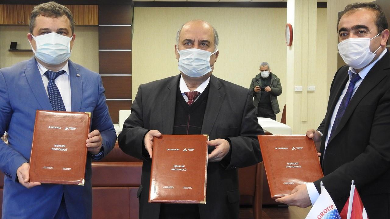 Sakarya Teknokent Koleji ve Federal Elektrik işbirliği yaptı