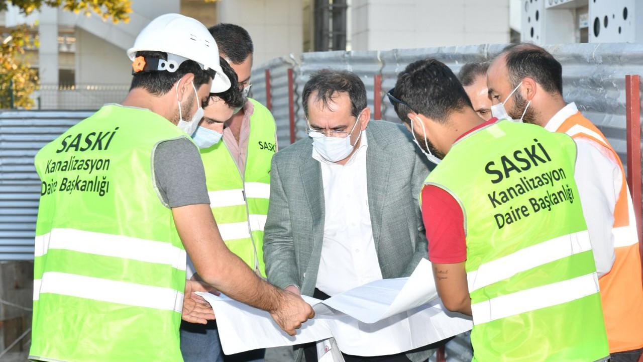 Samsun Büyükşehir'den altyapı için 1,5 milyar liralık yatırım planı