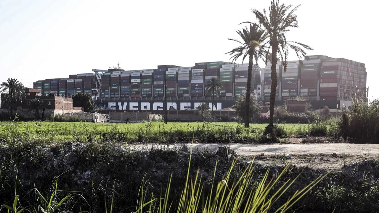 Süveyş Kanalı olayındatazminat kavgaları başladı