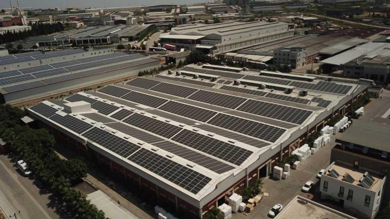 Göktekin Enerji, bu yıl 200 MW çatı GES kuracak