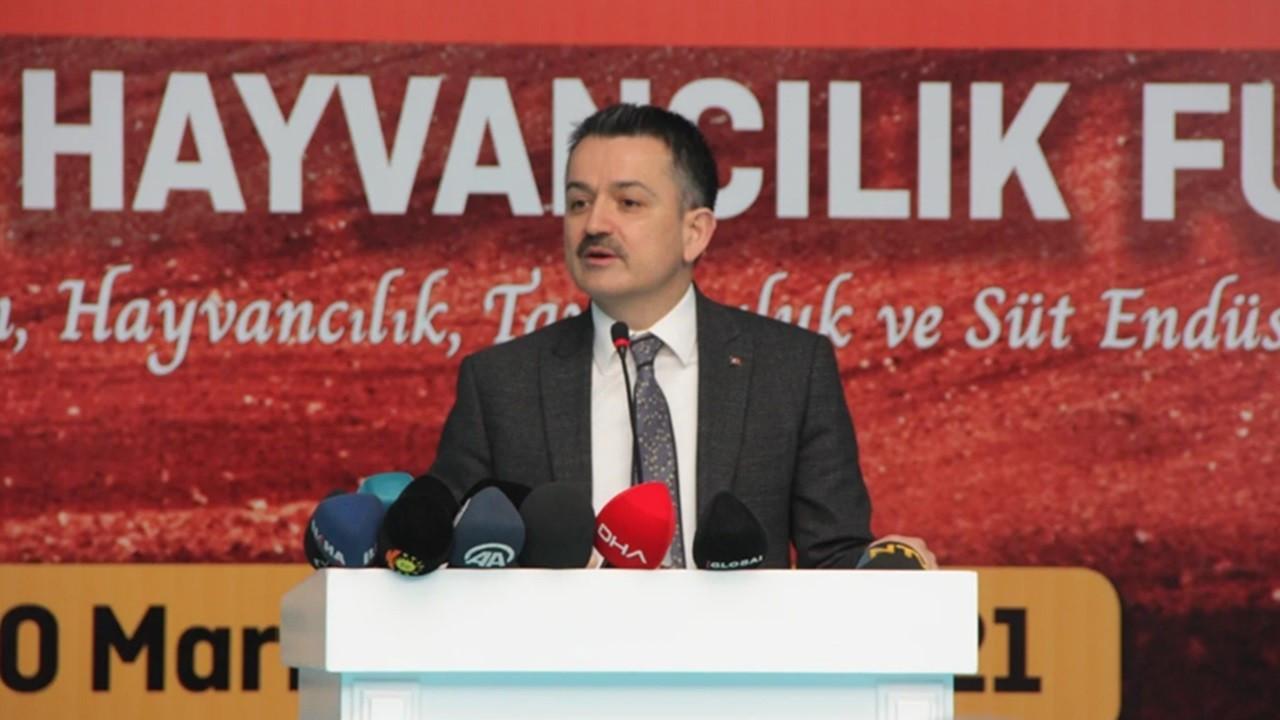 Bakan Pakdemirli: Sulama ile Diyarbakır'da dekar başına 850 lira gelir artışı sağlanacak
