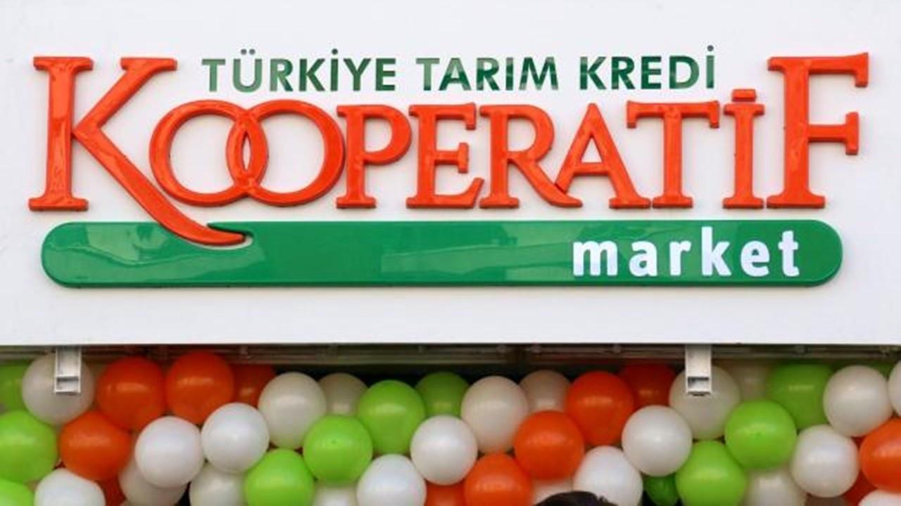 Tarım Kredi Kooperatif Market, 205'inci şubesini açtı