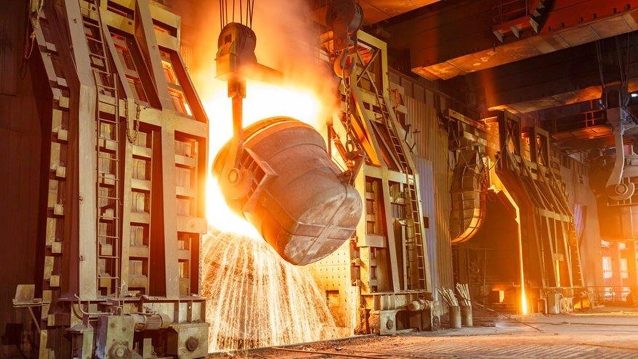 Türkiye'nin ham çelik üretimi şubatta yüzde 5,9 arttı