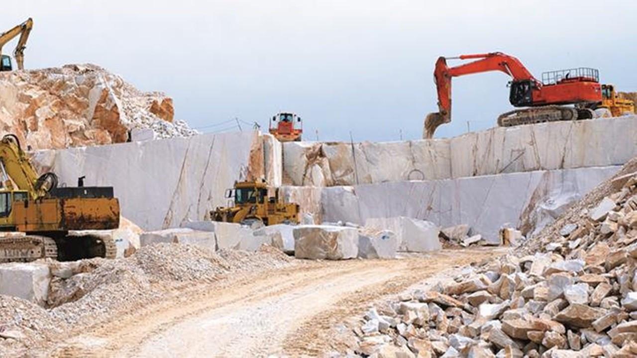 Madencilik ürünleri ihracatı martta yüzde 37,9 arttı