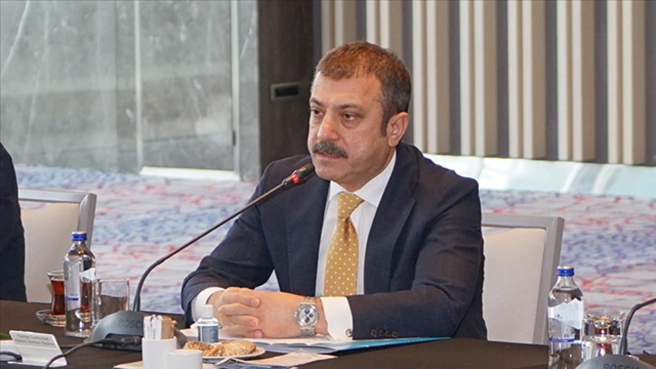 Kavcıoğlu: TCMB, tüm araçları kararlılıkla kullanmaya devam edecek