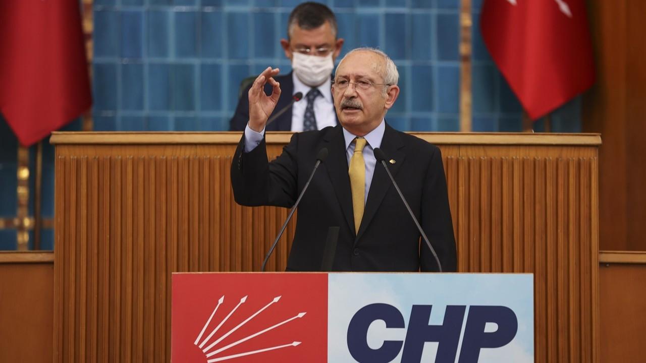 Kılıçdaroğlu: Amaç gündem değiştirmek