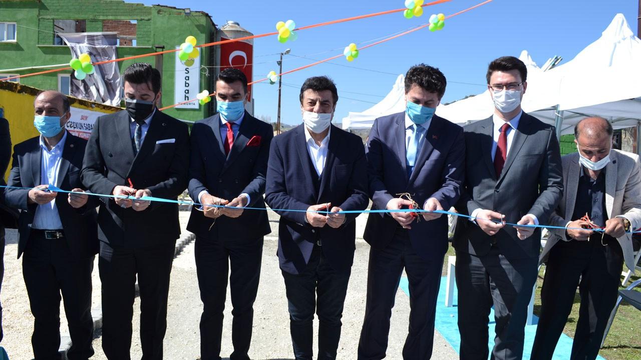 Sanatçı Coşkun Sabah, Eskişehir'de 1 milyon 300 bin liraya yumurta çiftliği kurdu