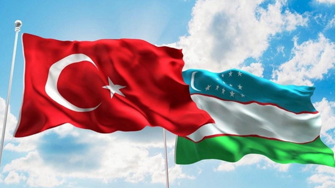 Türkiye ile Özbekistan arasındaki ticarette hedef, 5 milyar dolar
