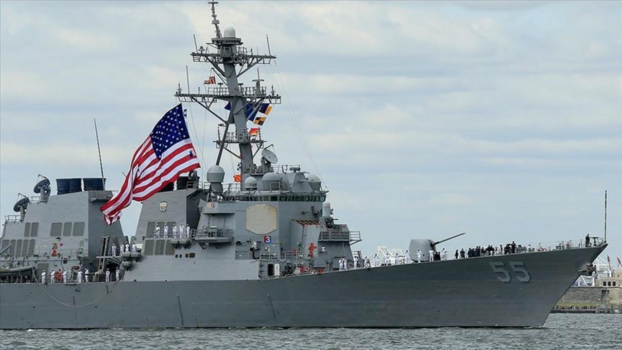 ABD bildirimde bulundu: Savaş gemileri Karadeniz'e geliyor