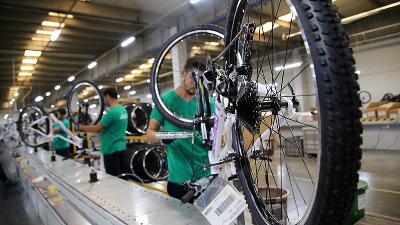 İlk çeyrekte iki tekerlekli taşıt ihracatı yüzde 81 arttı