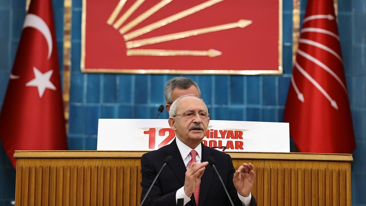 Kılıçdaroğlu'dan pankartların indirilmesine tepki: Soru sormak ne zamandan beri hakaret oldu?